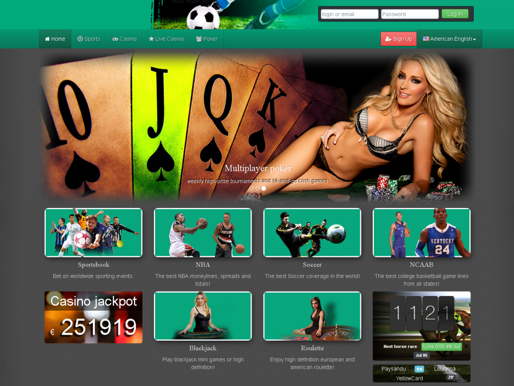 the best sportsbook software